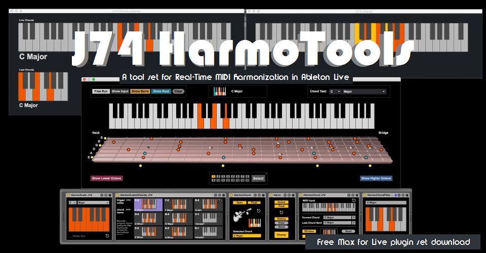 J74 HarmoTools 0.9.4